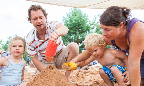 Sand and Mud Playgrounds