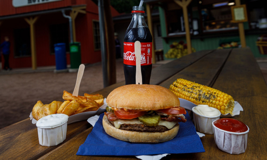 """Snack Point """"Burger"""""""