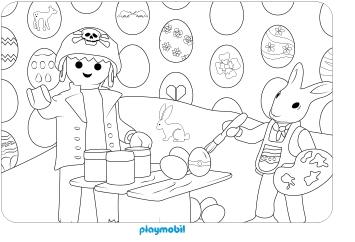 Kreativecke Playmobil Funpark