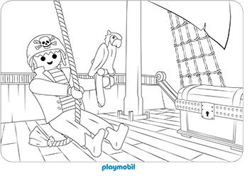 playmobil ausmalbilder hotel - kostenlos zum ausdrucken