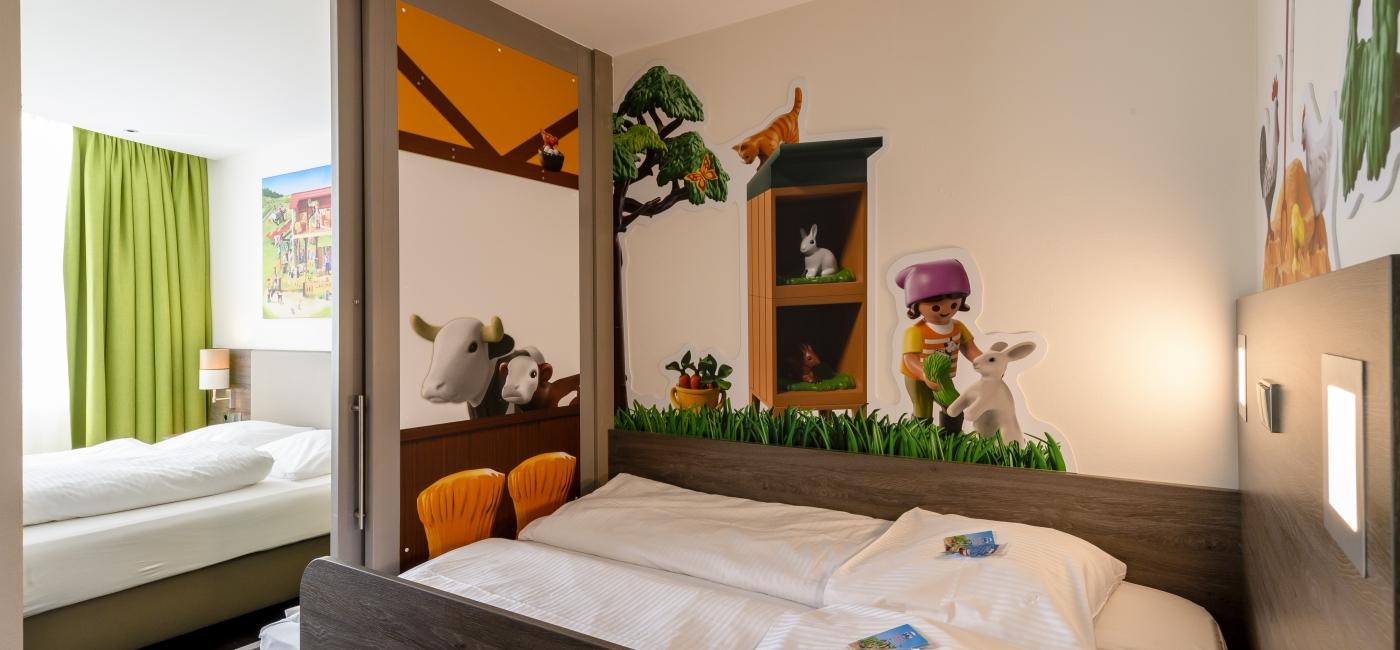 Hotel Playmobil Funpark