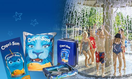 Capri Sun Summer Days