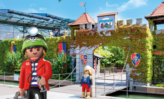 PLAYMOBIL-FunPark opens on 30th May