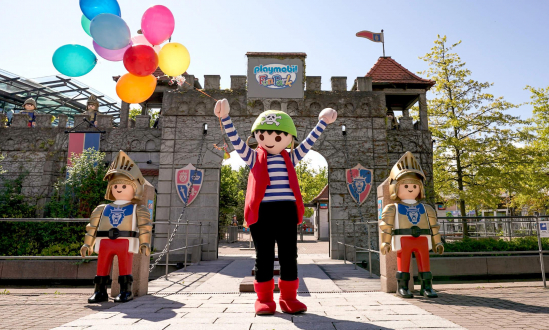 The FunPark opens on June 14th!